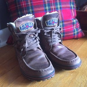 Pajar Leather Winter Boots